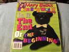 Mary Beth's Bean Bag World Monthly (Ty Beanies) #21 Vol 3/2 November 1999 New