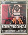NEW OOP RARE Man With a Movie Camera Dziga Vertov Works Blu ray DVD Box Set