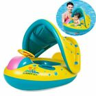 Baby Float Swimming Ring Kid Inflatable Swim Tube Trainer Pool Water Fun Toy US