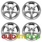 Porsche Boxster 1997 2004 17 Factory OEM Staggered Wheels Rims Set