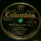 Bessie Smith  Empty Bed Blues 10 Shellac 1928 78 RPM Rare First Pressing Htf