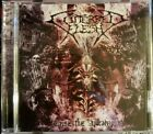 Cutterred Flesh - Cause For Apocalypse(CD, 2010)AVULSED FORCEPS NECROTORTURE NCC
