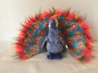 Ty - Beanie Baby Flashy the Peacock