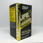 Nutrex Lipo 6 Black Intense 60 Caps Free Shipping