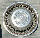 Oldsmobile 1986 1991 88 98 Delta Toronado 14 OEM Wire Spoke Hubcap Wheel Cover