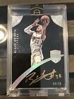 Blake Griffin 2014-15 Panini Eminence Silver Auto Autograph 4 10 Gold Ink HOT!