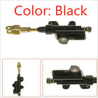 Aluminum And Rubber Adjustable Motorcycle  Brake Hydraulic Pump Hydraulic Clutch