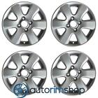 Volkswagen Cabrio Golf 2001 2002 14 OEM Wheel Rim Set 6X0601025DZ31