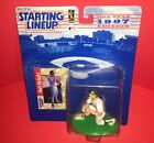 1997 Mark McGwire Kenner Starting Lineup  With Card New