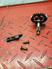 1989 KTM E/XC EXC 125 Complete Engine Kick Shaft Assembly