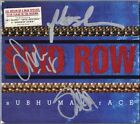 SKID ROW Subhuman Race SEBASTIAN BACH +2 I Remember You 18 Life Autograph SIGNED