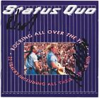 STATUS QUO Rocking All Over the Years - RHINO & ANDY BOWN World Autograph SIGNED