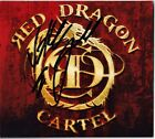 RED DRAGON CARTEL Digipak CD Jake E. Lee Ozzy Osbourne Badlands Autograph SIGNED