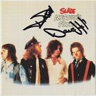 SLADE Nobody's Fools DAVE HILL & DON POWELL Weer All Crazee Now Autograph SIGNED