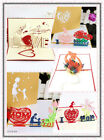 3D Pop Up Happy Mother Day Love Greeting Card