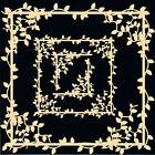 Dusty Attic Laser Cut Scrapbook Chipboard Embellishment deVINE FRAME SET DA0733