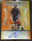 Damian Lillard Signs Exclusive Autograph Deal with Leaf Trading Cards 10
