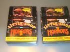 Little Shop of Horrors-1986 Geffin-Movie TOPPS 2 Unopened Boxes Waxpacks
