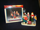 Christmas Caroling figurine Village Collection LEMAX Porcelain 4 1/2