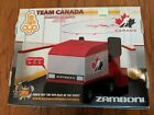 Team Canada Zamboni - OYO Sports collectible, buildable toy. Lego-like