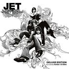 JET - GET BORN (DELUXE EDITION)  2 CD NEW+