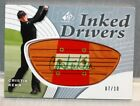 2012 SP Game Used Golf Inked Drivers Autographs Guide 56
