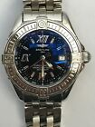 Breitling B Class A67365 Ladies Watch Black Dial FREE SHIPPING