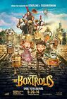 The Boxtrolls movie poster print (a) : 11 x 17 inches : Animation