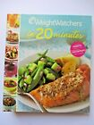Book Weight Watchers Weight Watchers in 20 Minutes Very Good Recipe Cookbook