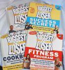 4 Biggest Loser Books Cookbook Fitness Program Success Secrets Weight Loss