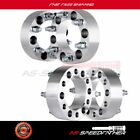 4 2 Chevy 6 Lugs Wheel Spacers Adapters For Silverado 1500 Tahoe Suburban