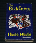 The Black Crowes Hard To Handle 1990 Single Cassette Tape OUT OF PRINT Fast Ship