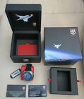 Luminox 5261 XCOR Valjoux 7750 Automatic Chronograph Watch Titanium Swiss made