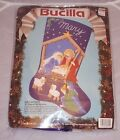 Bucilla Holy Nativity Felt Christmas Stocking Kit Manger 18 NIP Creche