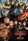 How To Train Your Dragon 2 movie poster (b) : 11 x 17 inches