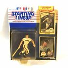1989 STARTING LINEUP WILL CLARK BASEBALL FIGURE W/ ROOKIE YEAR CARD SEALED