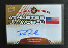 Rich Franklin Cards and Autographed Memorabilia Guide 11