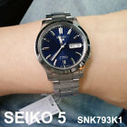 SEIKO 5 SNK793K1 Automatic 37mm Stainless Steel Mens Watch