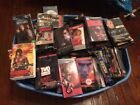Lot Of 250+Vintage VHS Horror Classic Top Films Tapes New Old Pickup Only CHEAP