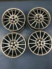 Aston Martin DB9 Wheels 4 in total 19 Diamond Cut need refurbishing
