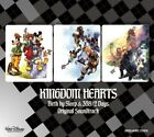 Kingdom Hearts Birth By Sleep  358 2 Days Soundtrack GAME MUSICOST Japan