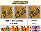 Armstrong Complete Brake Pad Kit Malanca 125 ob one M6 Racing 1985- BK112374