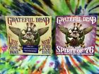 Grateful Dead Live At The Cow Palace 1976 New Years Spirit of 76 Bonus Disc 4 CD