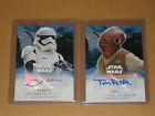 2017 Topps Star Wars The Force Awakens 3D Widevision Trading Cards 10