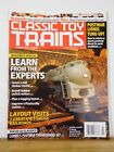 Classic Toy Trains 2010 July Tall timber trestle Logging Layout Plasticville Stn