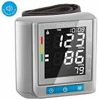 MIBEST Wrist Blood Pressure Monitor with Talking Function - BP Cuff Meter ...