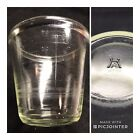 Hazel Atlas Early Vintage Measuring Glass~ 2 Cup~Good Condition