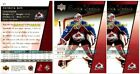 2x UD ROOKIE UPDATE 2002 PATRICK ROY NHL COLORADO AVALANCHE GOALIE MINT #27 LOT
