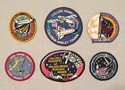 NASA PATCH LOT 6 Space Program  Shuttle STS Mission Patches ISS ++++ 246