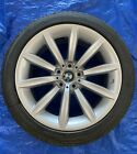 BMW 7 Series 740 750 760 6774705 Wheel Rim Factory OEM Stock Silver 19 Tire 08